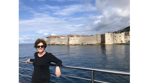Dubrovnik Croatia, Cruising on the Katrina Line