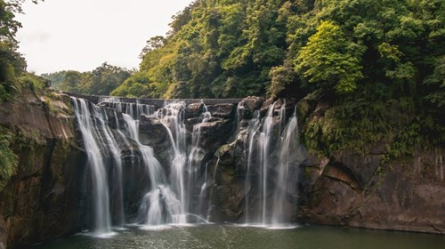 Shifen Waterfalls - Taiwan