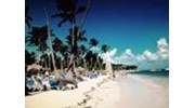 One of Punta Cana's lovely beaches