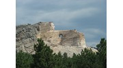 Crazy Horse Memorial in Black Hills, South Dakota