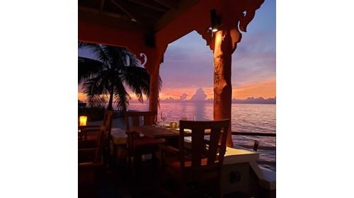 Sunset at Montego Bay