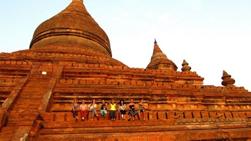 Temples of Burma