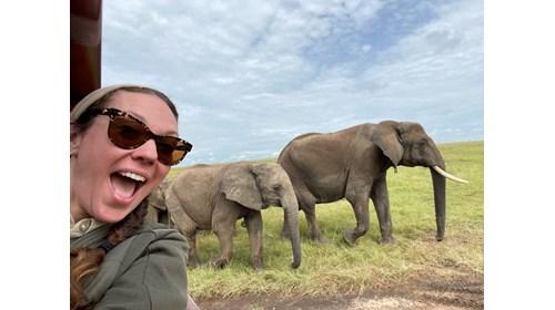Masai Mara Kenya Safari