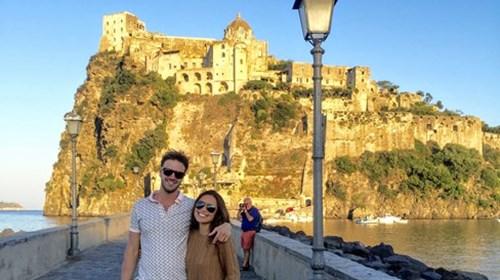 Ischia, Italy - Castello Aragonese