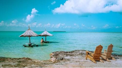 Ocean View of Belize