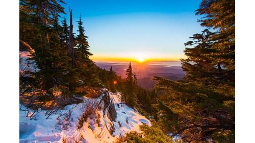 Mount Pilchuck, Alaska