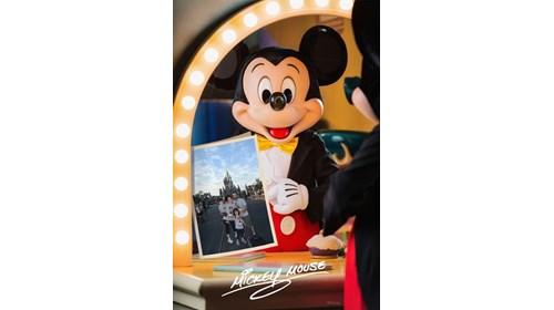 Disneyworld with the Family