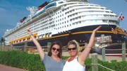 Mother/daughter trip on the Disney Dream
