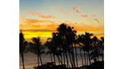 Another beautiful sunset in Hawaii.