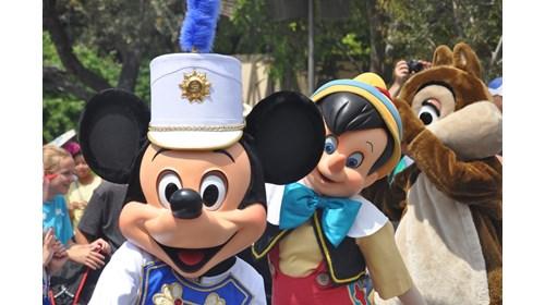Walt Disney World Orlando Castle at Magic Kingdom