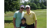 3 Generations of Golfers