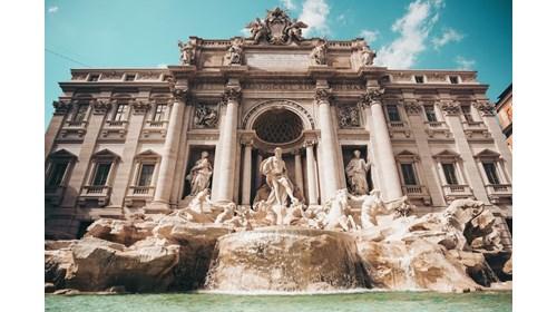 Trevi Fountain- Rome