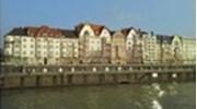 Sailing along the Rhine with the sunshine!