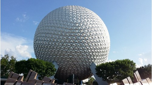 Epcot At Disney World