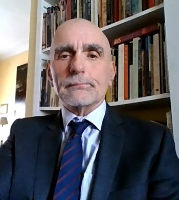London, UK VIP Corporate and Leisure Travel Advisor  Steve Spurgeon