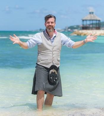 London, UK Creator of exceptional travel experiences Kieran Smith