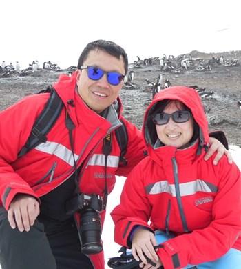 Image of Ben & Vera Chan