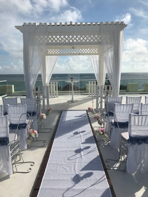 Destination Wedding in Paradise