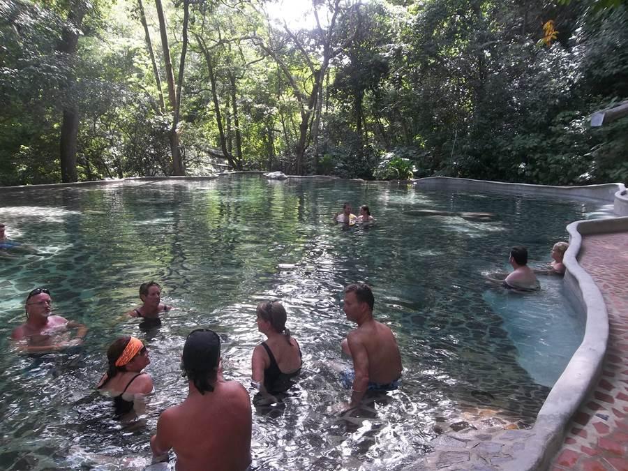 Buena Vista Tour - natural Hot Springs