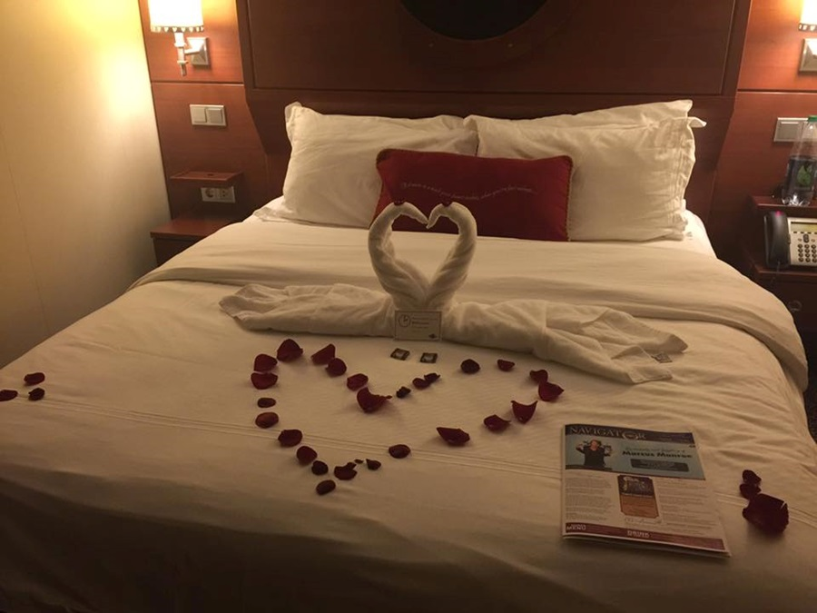 Romantic Honeymoon Accommodations