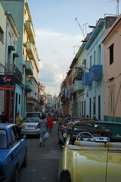 Dine at new restaurants owned by Cuban Citizens