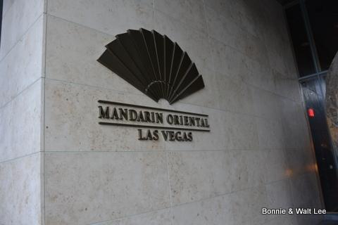 The Mandarin Oriental las Vegas