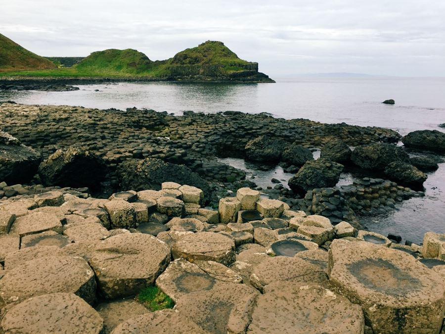 The Giant's Causeway!