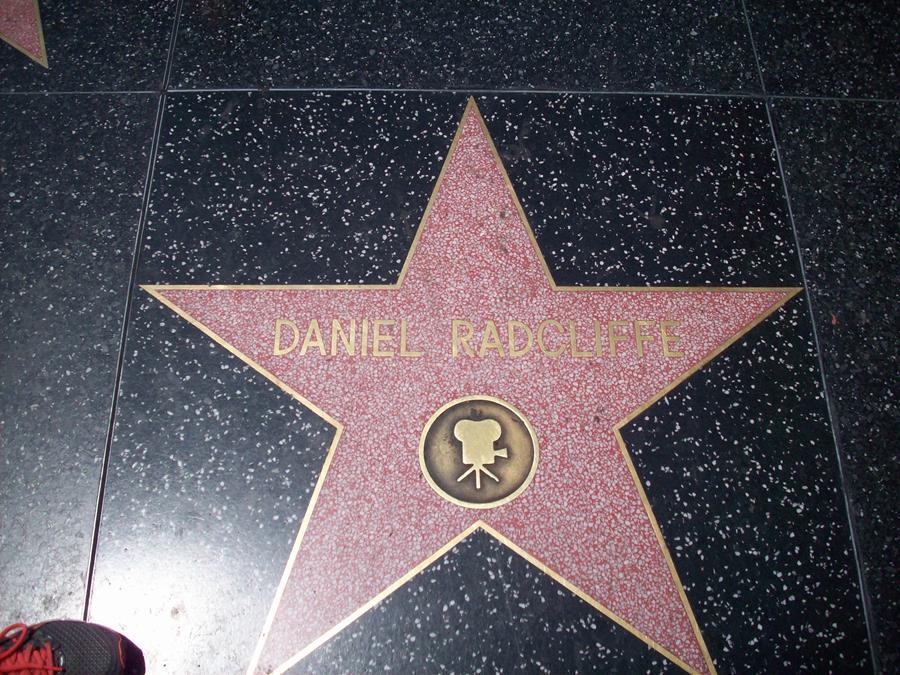 Daniel Radcliffe's Star