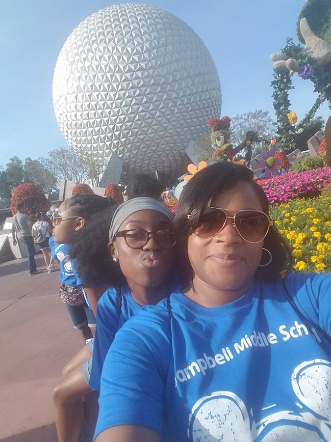 Group travel to Disney