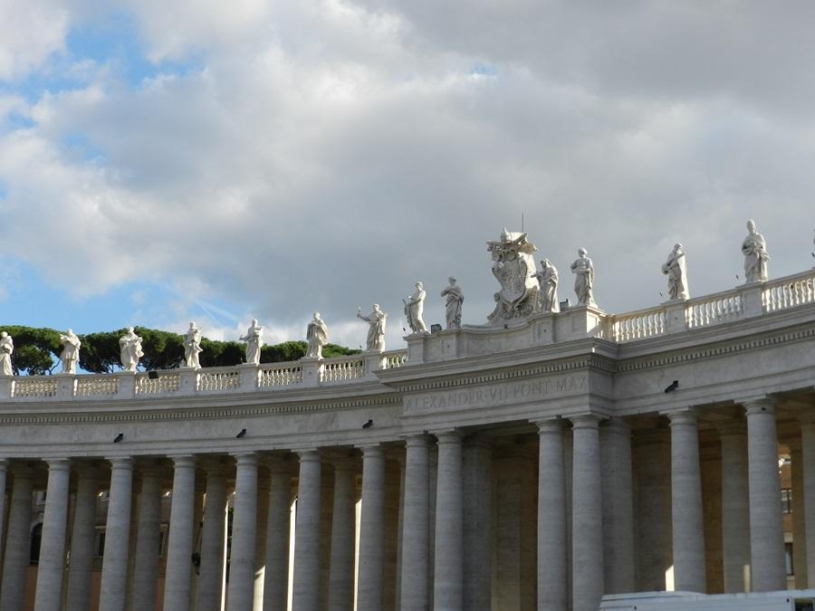 Honeymoon - Vatican City