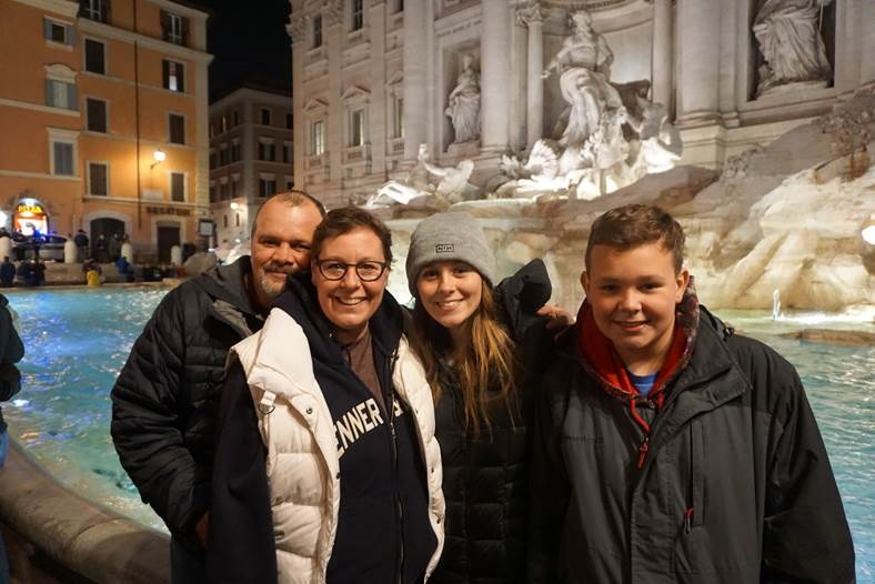 Rome Illumination Tour