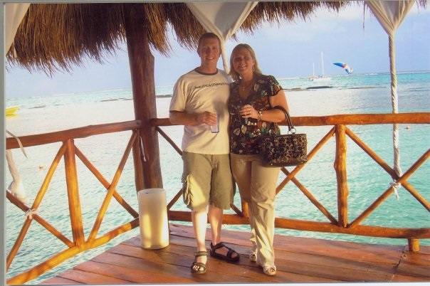 First day of Honeymoon - Beautiful Riviera Maya