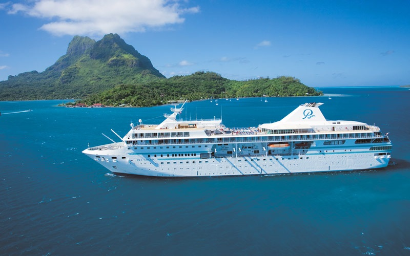 Paul Gauguin Cruises in French Polynesia Islands