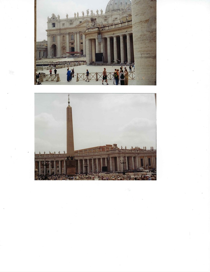 St Peter's Basilica and Square