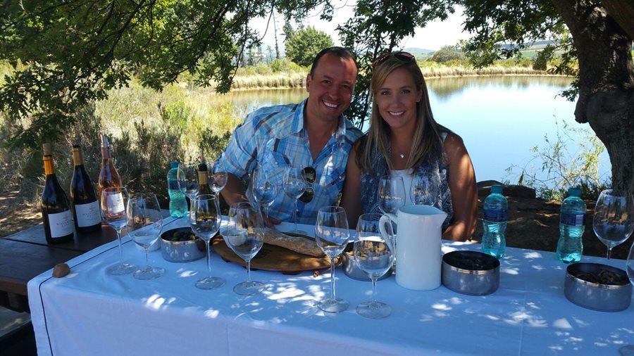 Waterford Wine Estate - Wine Drive Safari