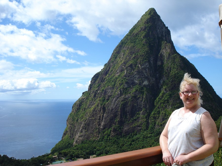 Me and the Pitons