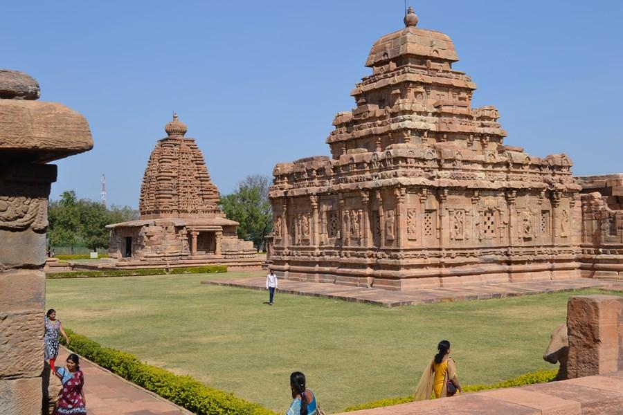 Ruins of Hampi India