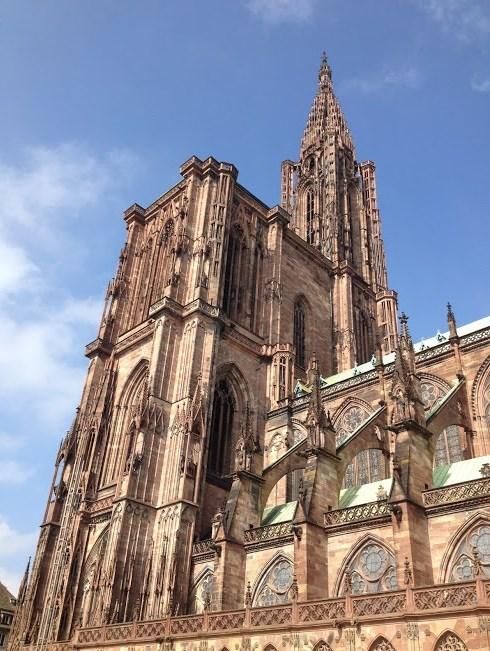 Cathedral of Notre Dame de Strasbourg