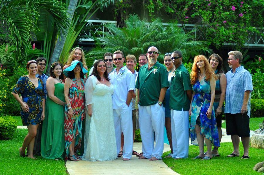 Sandals Negril Wedding