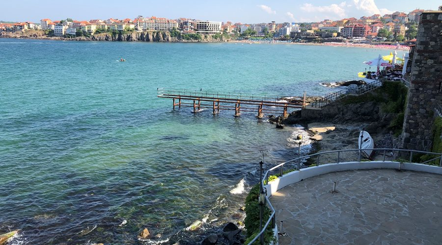 Seaside in Sozopol
