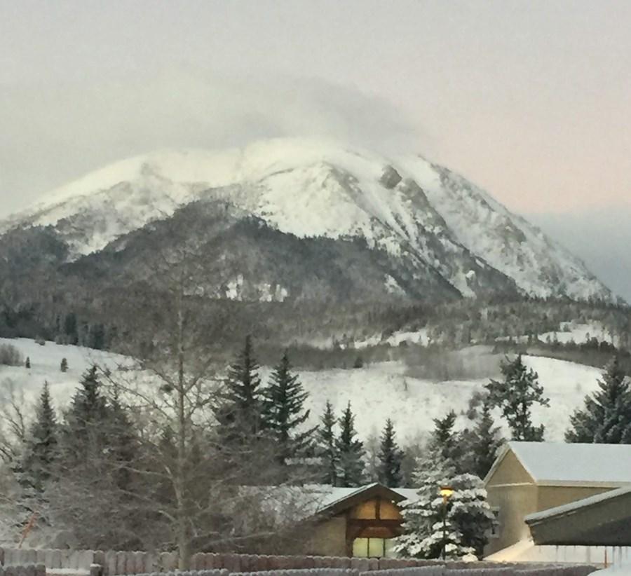 Buffalo Mountain near Breckenridge, CO