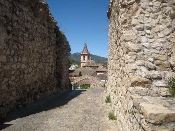 White hill towns of Andalusia