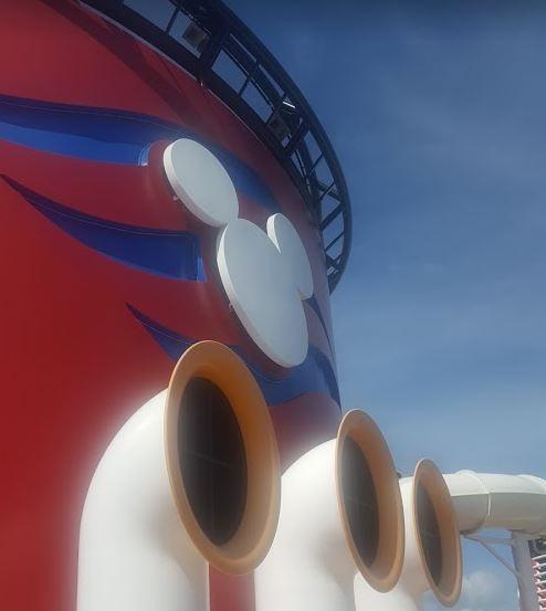 Disney Cruise Line!