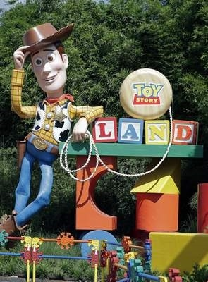 Disney's Hollywood Studios, Toy Story Land