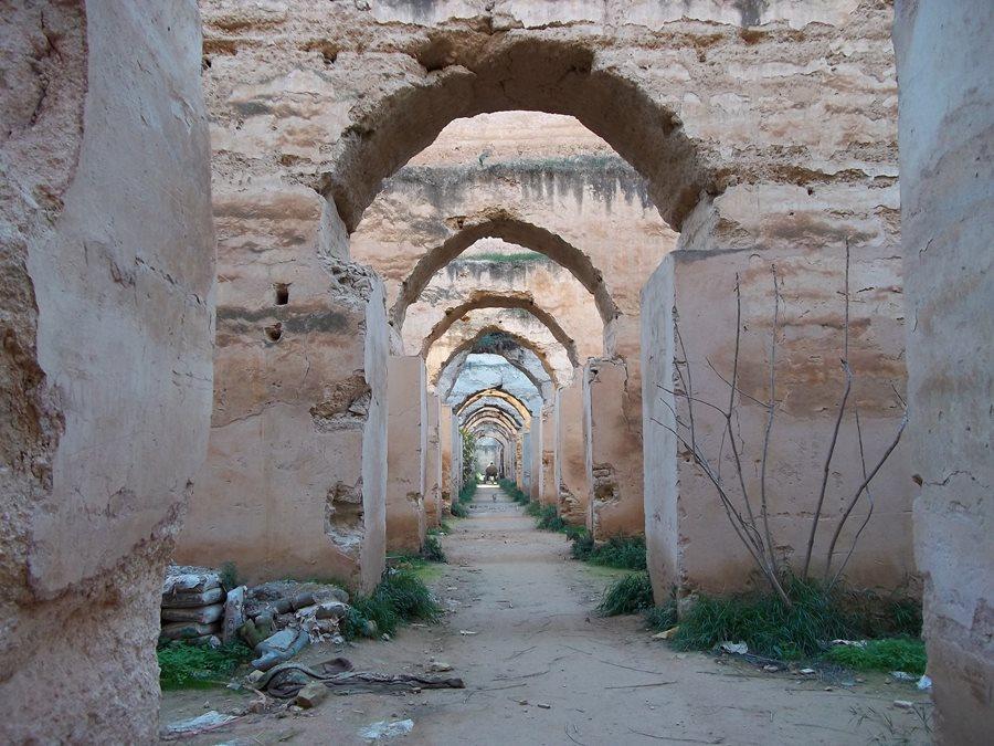 Ancient Meknes.