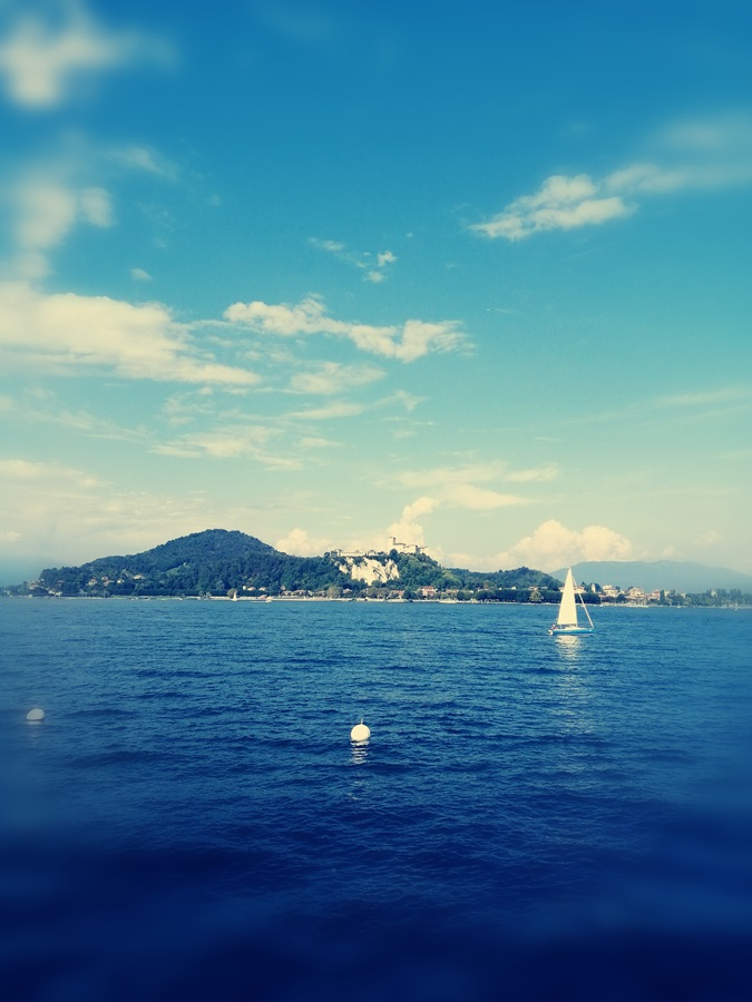 Boat tour on Lake Maggiore