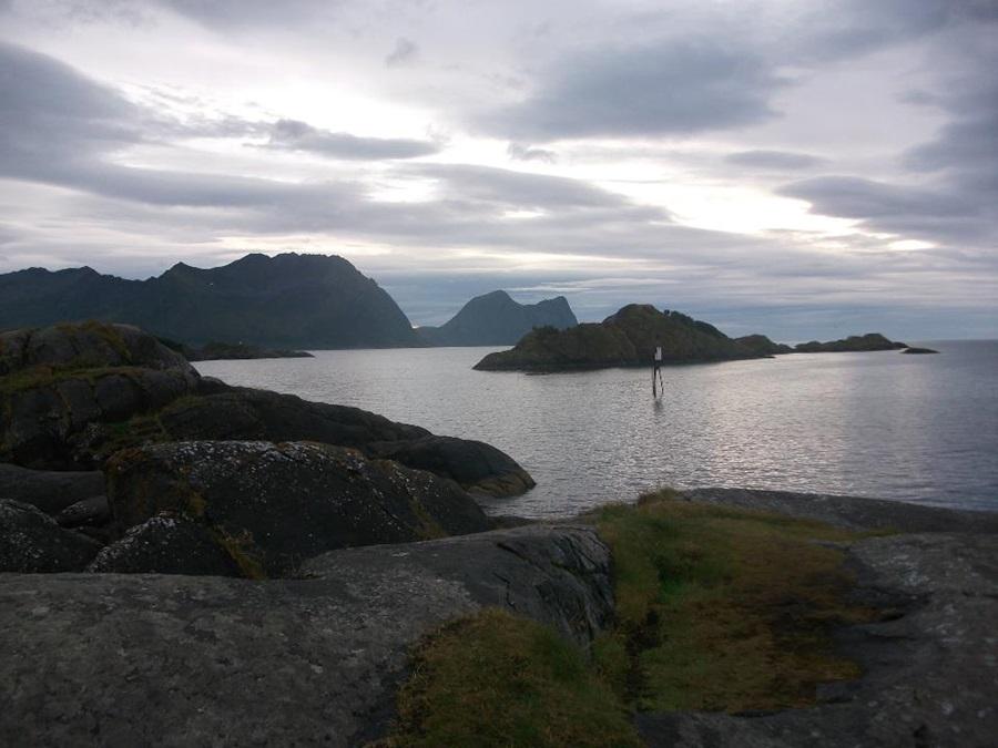 View near Tromsø