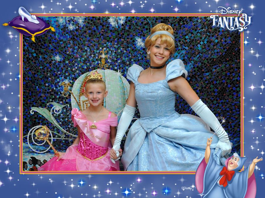 Cinderella Meet & Greet