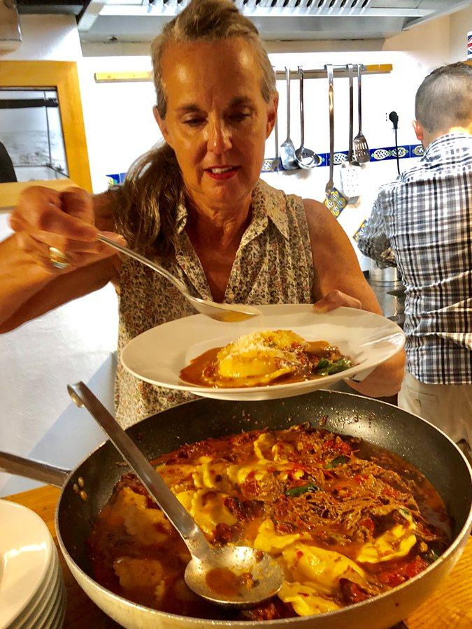 Amalfi Coast Cooking Class