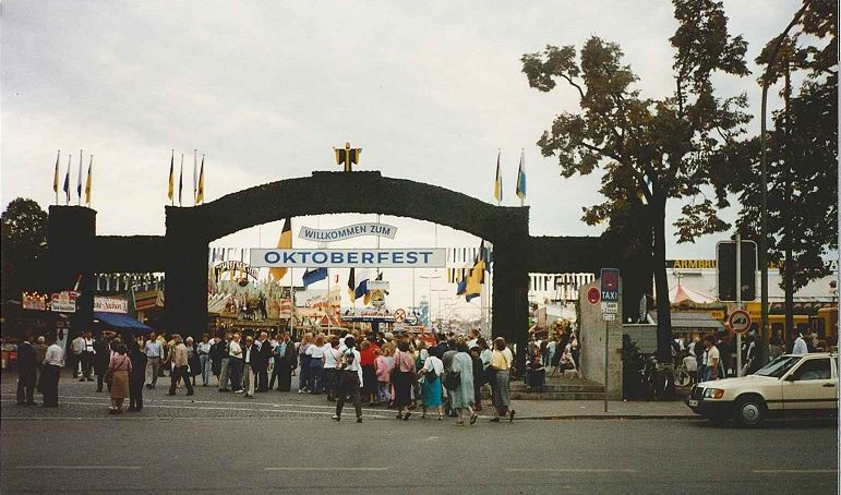 Oktoberfest Grounds, Munich
